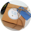 bee butterfly seed bomb gift sustainable ecofriendly