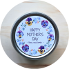 Flowers, bees, butterflies, friends, family, present, unique gift, throw and grow, mother's day