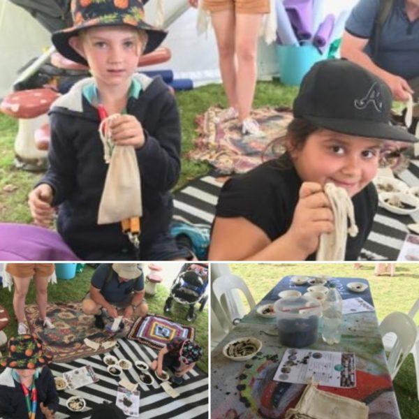 kids, seed bombs, diy, sustainable, creative, making, seed, plant, gardening, #livingsmartfestival, seed sensations